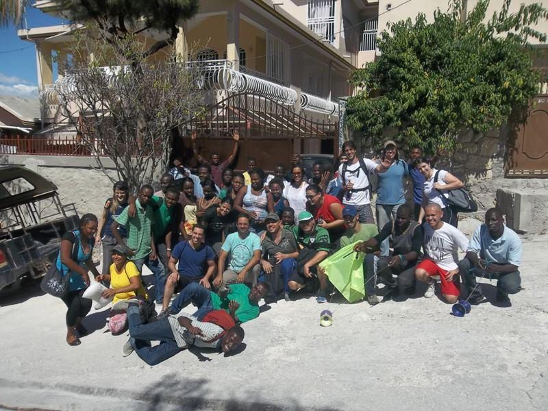 Projeto Missionário e Escola Internacional de Artes – Haiti 2013