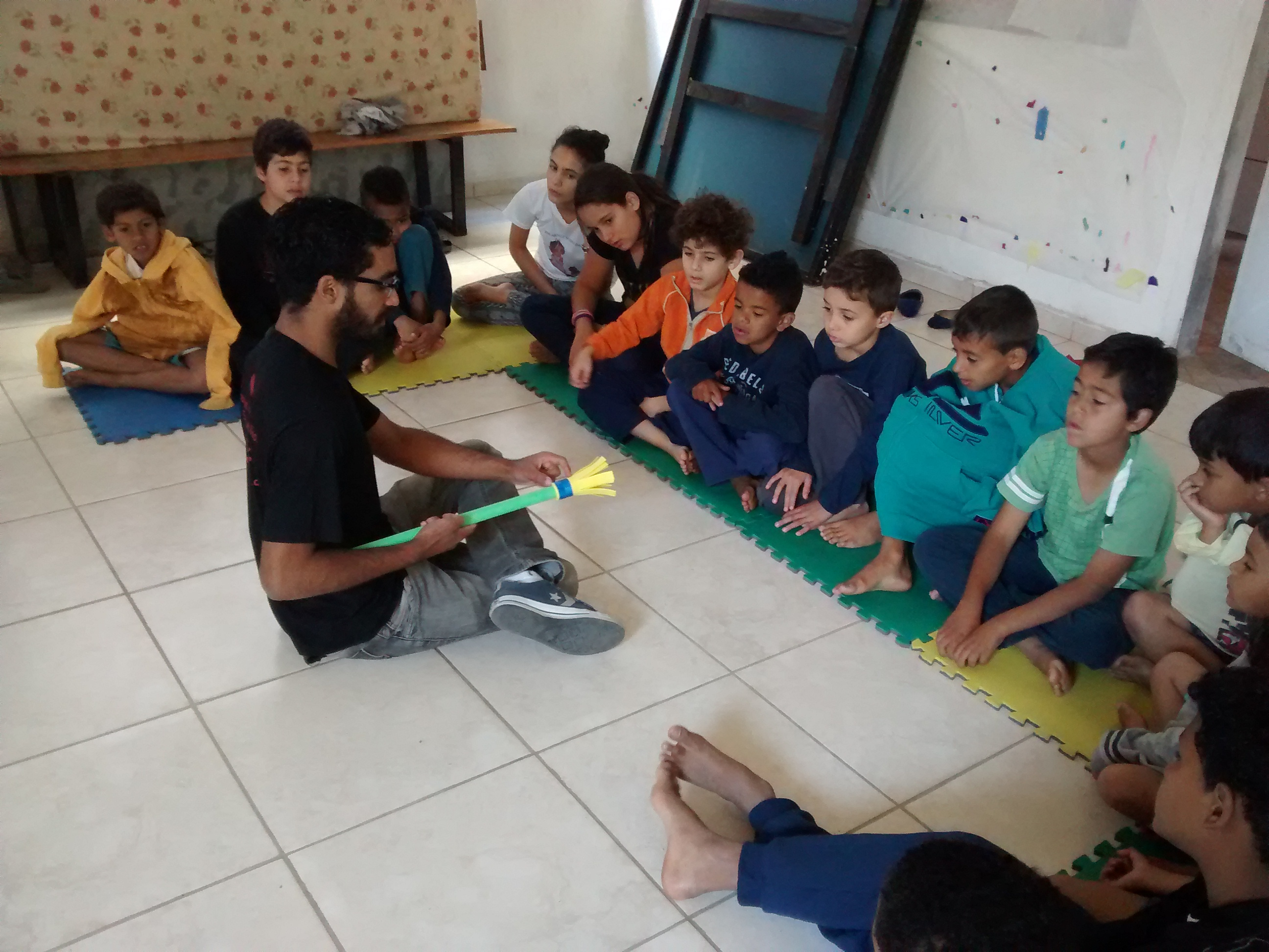 Escola de Artes 2017 – Nova Contagem – MG