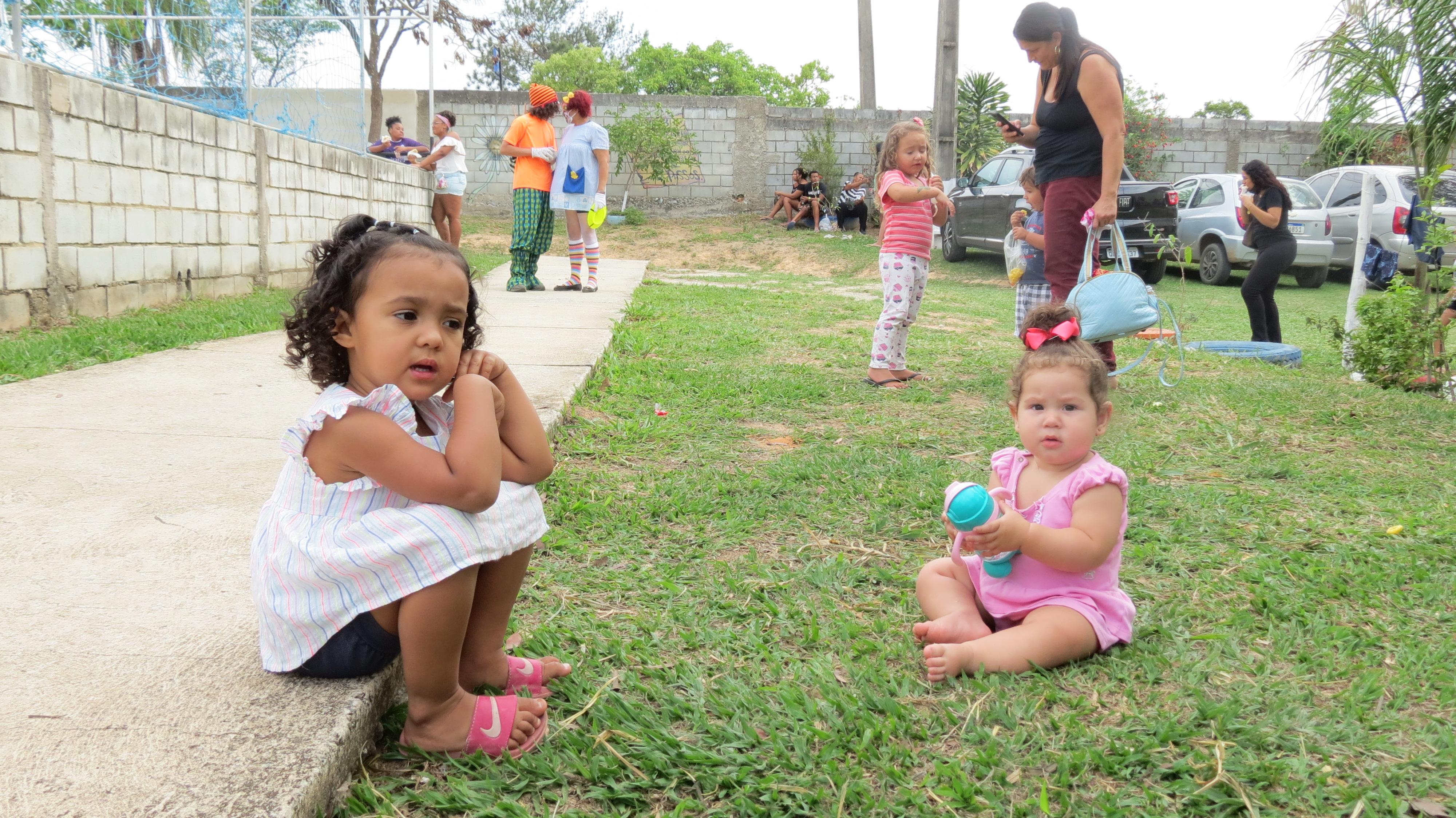 Dia das Crianças – Quintas da Jacubá